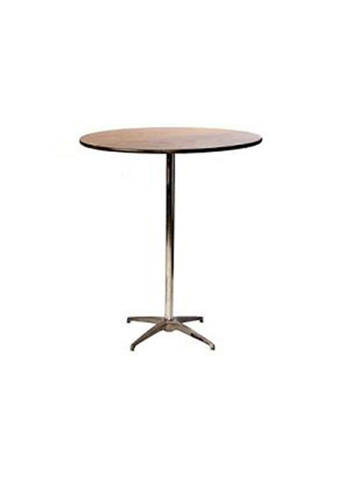 Round Cocktail Table Tall Or Short Lawson Event Rentals - Tall round cocktail table